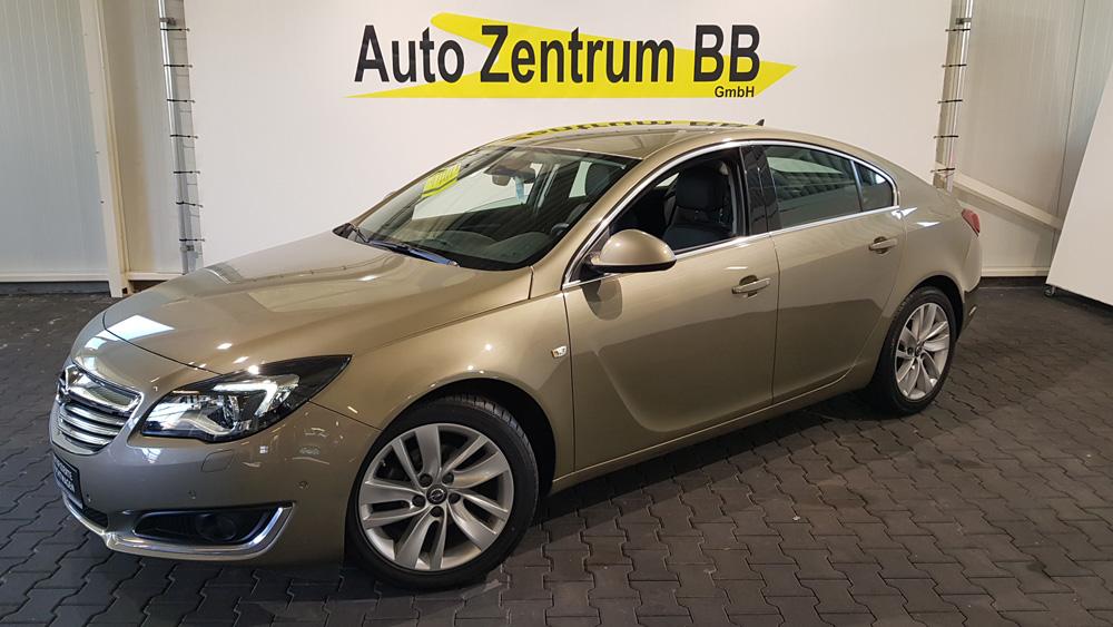 Opel Insignia 2.0 CDTI 18″Alu Xenon Voll-Leder Navi