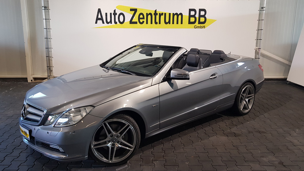 Mercedes-Benz E-Klasse Cabrio E 350 CDI BlueEfficiency