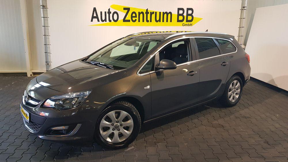 Opel Astra ST 1.6 CDTI S&S*Navi*Sitzheizung*Klimaaut.
