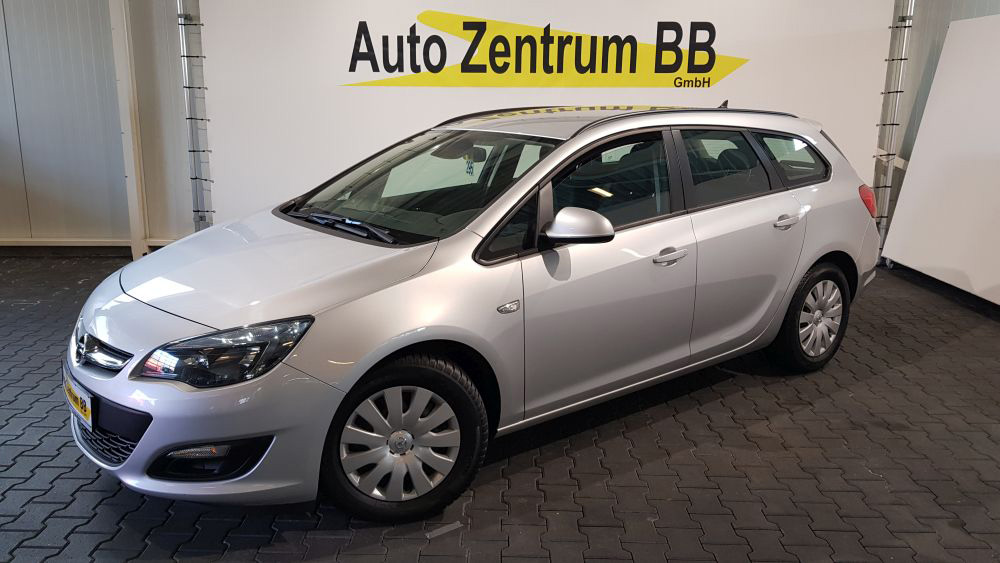 Opel Astra 1.7 CDTI Sports Tourer Edition Navi PDC