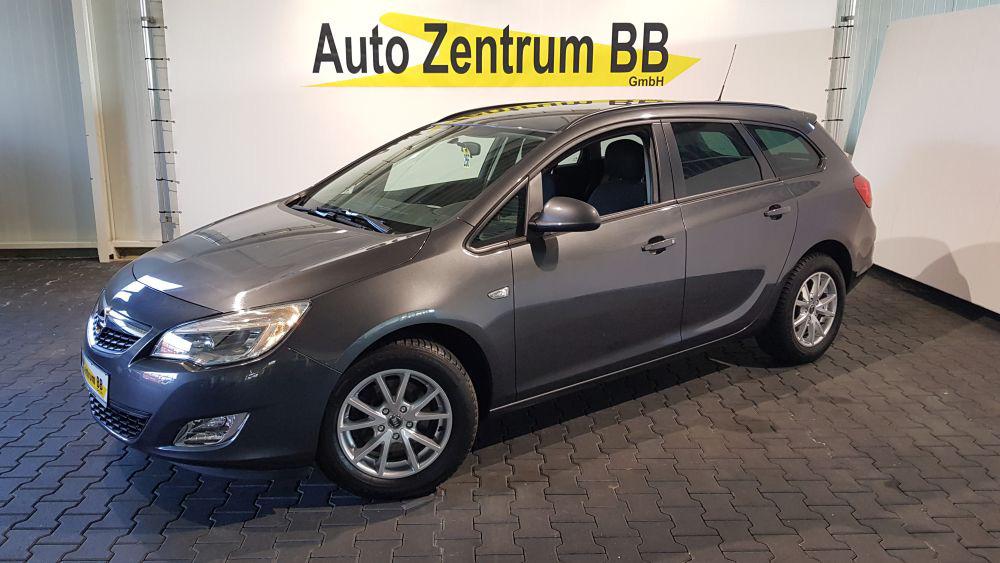 Opel Astra 1.7 CDTI DPF Sports Tourer Design Edition