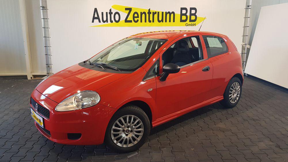 Fiat Grande Punto 1.3 JTD Dynamic Klima Start/Stopp