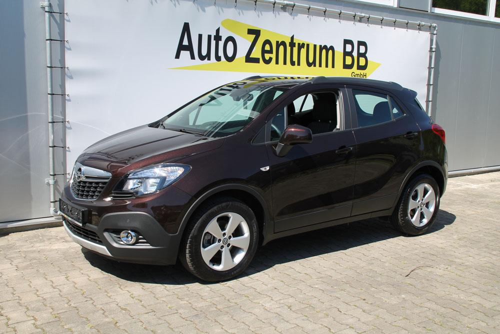 Opel Mokka 1.7 CDTI ecoFLEX Start/Stop Edition