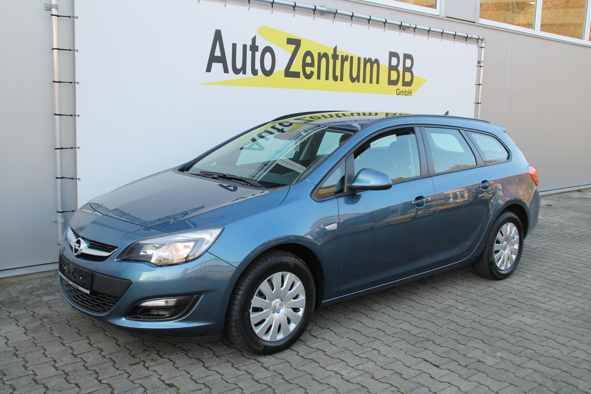Opel Astra 1.6 CDTI Sports Tourer Edition Navi PDC