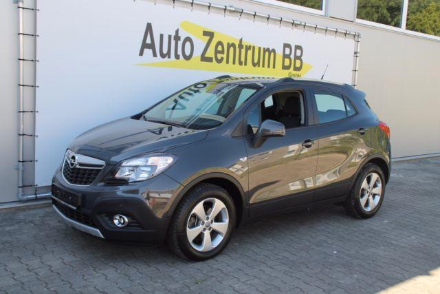 Opel Mokka Edition 1.6 CDTI Navi 17″Alu PDC + Kamera