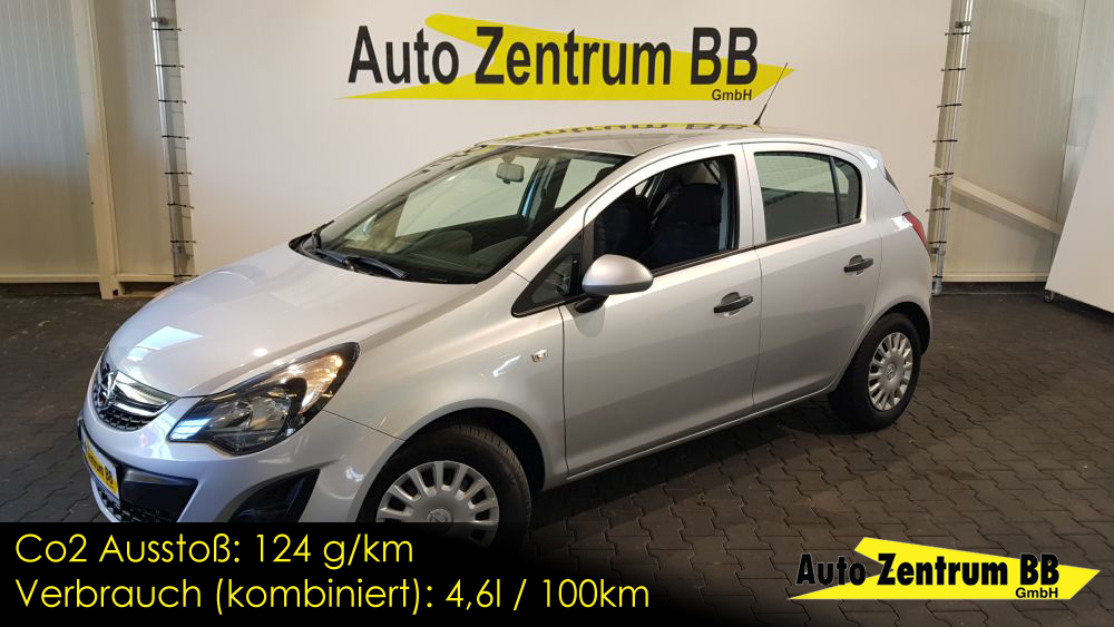 Opel Corsa 1.3 CDTI Selection Klima Isofix ZV El.FH