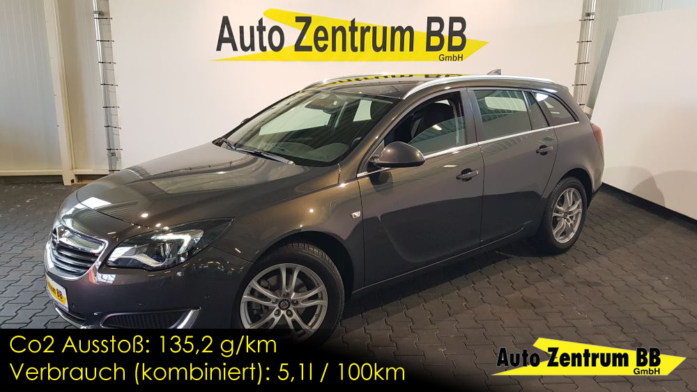 Opel Insignia 1.6 CDTI Sports Tourer PDC LED Navi