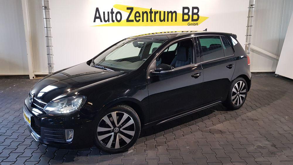 Volkswagen Golf VI GTD LED Navi Park Assist 17″ Alu Xenon