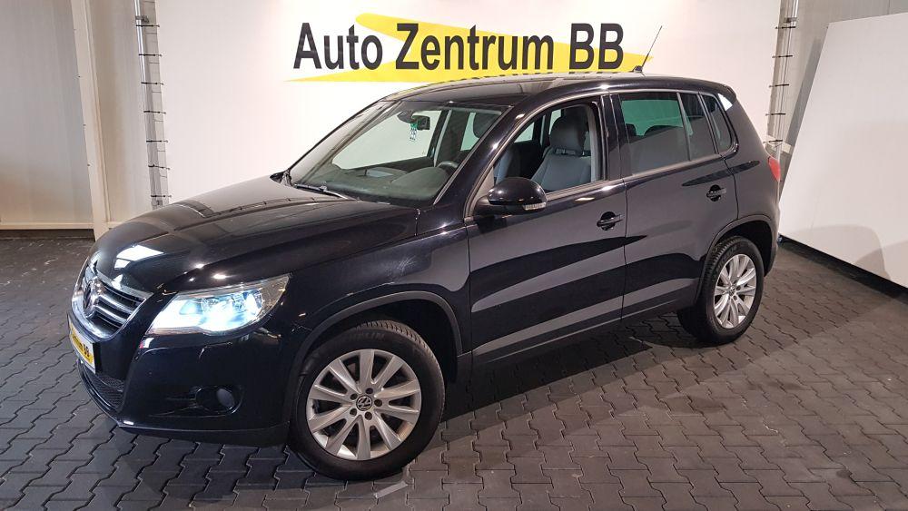 Volkswagen Tiguan 2.0 TDI Trend & Fun Navi 17″ Klima-Automatik