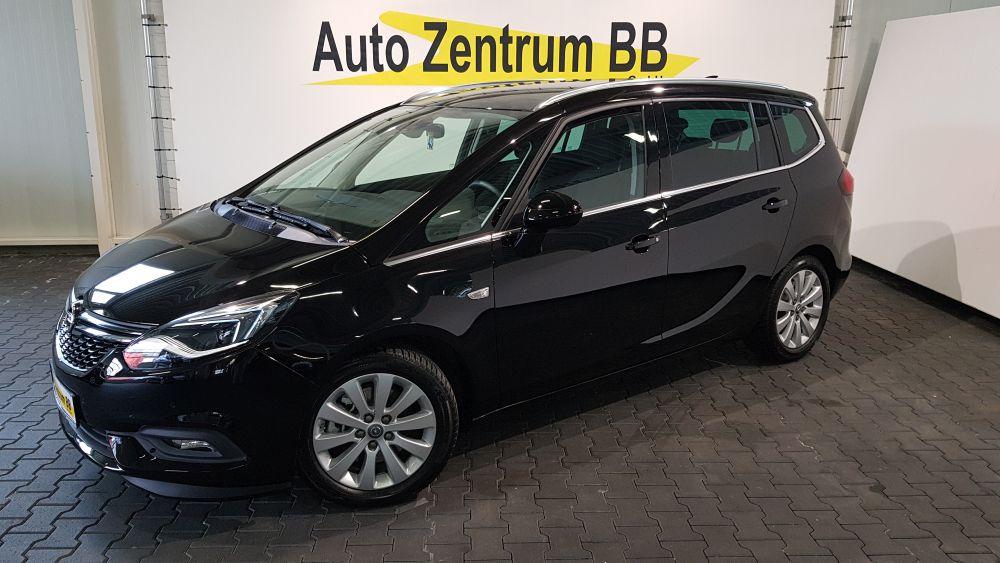 Opel Zafira 2.0 CDTI Innovation 17″ Navi Lenkrad- & Sitzheizung
