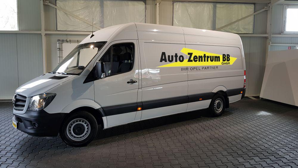 Mercedes-Benz Sprinter II Kasten 314 CDI Klima Bluetooth AUX