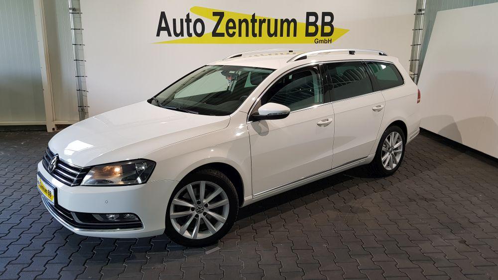 Volkswagen Passat Variant 1.6 TDI BMT Navi Teil-Leder PDC v/h
