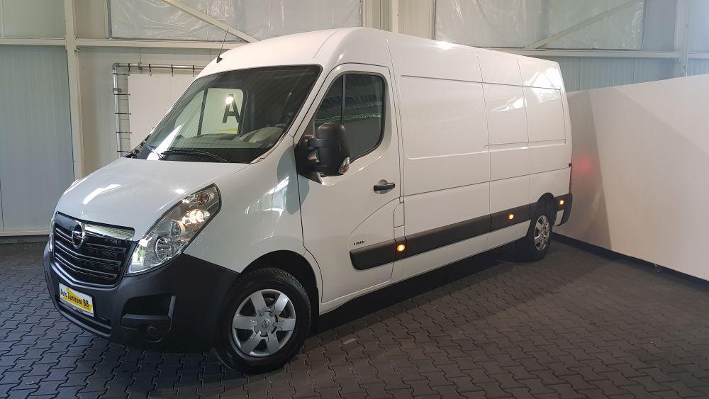 Opel Movano B Kasten L3H2 3,5t Navi Sitzheizung PDC