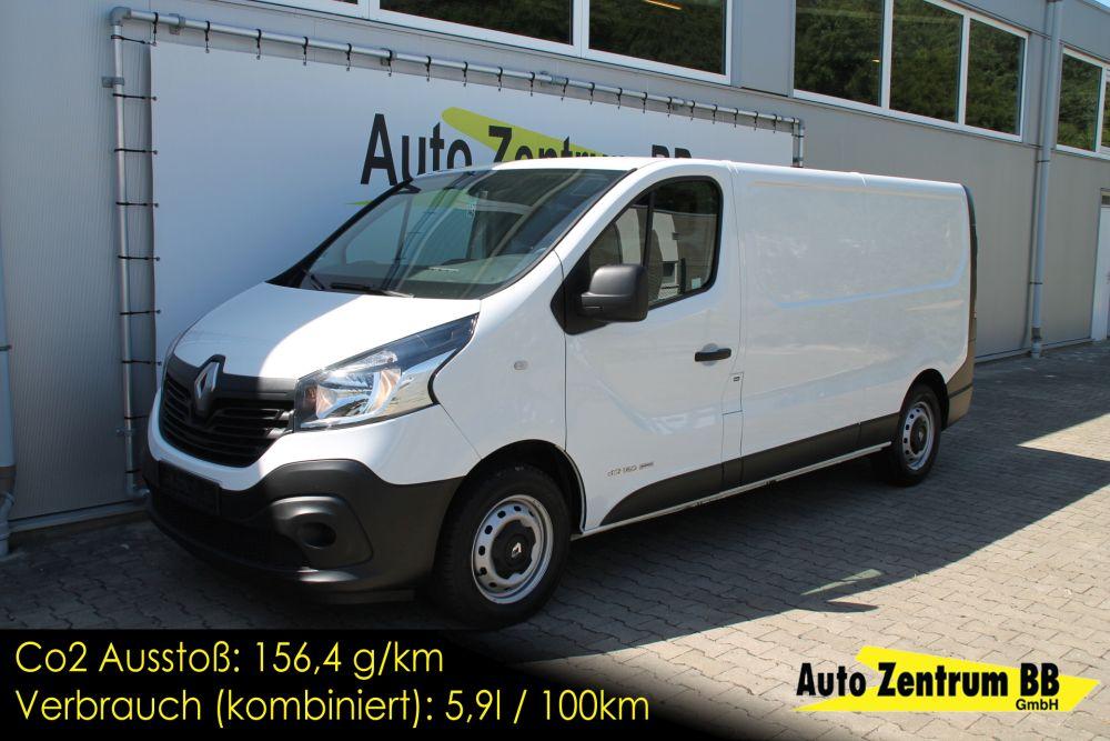 Renault Trafic Energy 1.6 dCi Kasten L2H1 2,9t