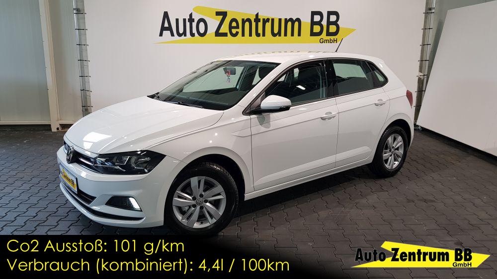 Volkswagen Polo Comfortline Front Assist