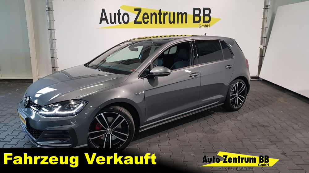 Volkswagen Golf VII GTD Voll-LED Panorama VirtualCockpit