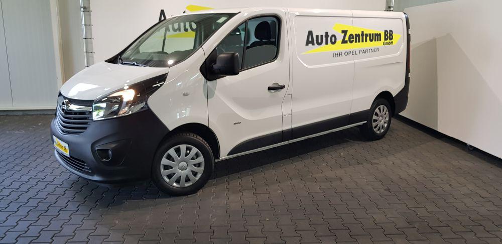 Opel Vivaro B Kasten L2H1 2,9t Navi Klima Ganzjahresreifen