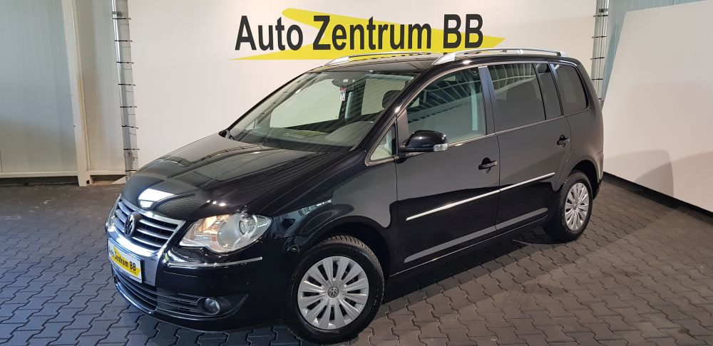 Volkswagen Touran 1.9 TDI Highline ParkPilot CD-Wechsler