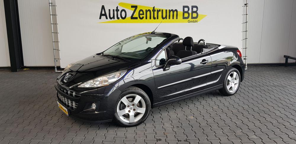Peugeot 207 CC Premium 16″ AllSeason Klima Windschott