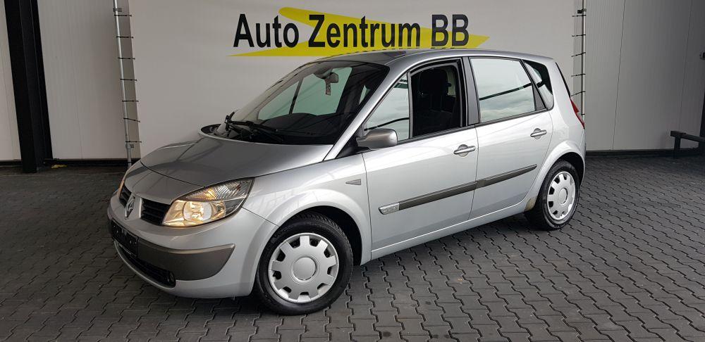 Renault Scenic II Exception AHK Klima-Autom. PDC hinten