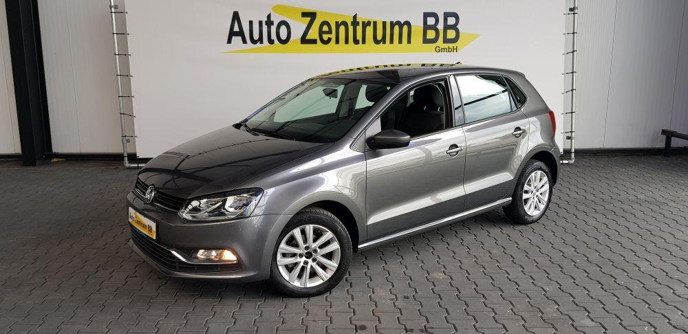 Volkswagen Polo Comfortline 1.2TSI BMT Tempomat Bluetooth