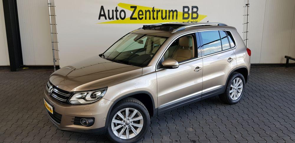 Volkswagen Tiguan Sport & Style 4Motion Panorama ParkPilot