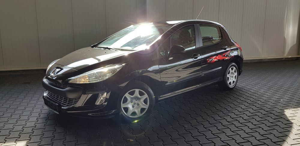 Peugeot 308 Sport AHK Klima-Autom. Tempomat Nebelscheinwerfer