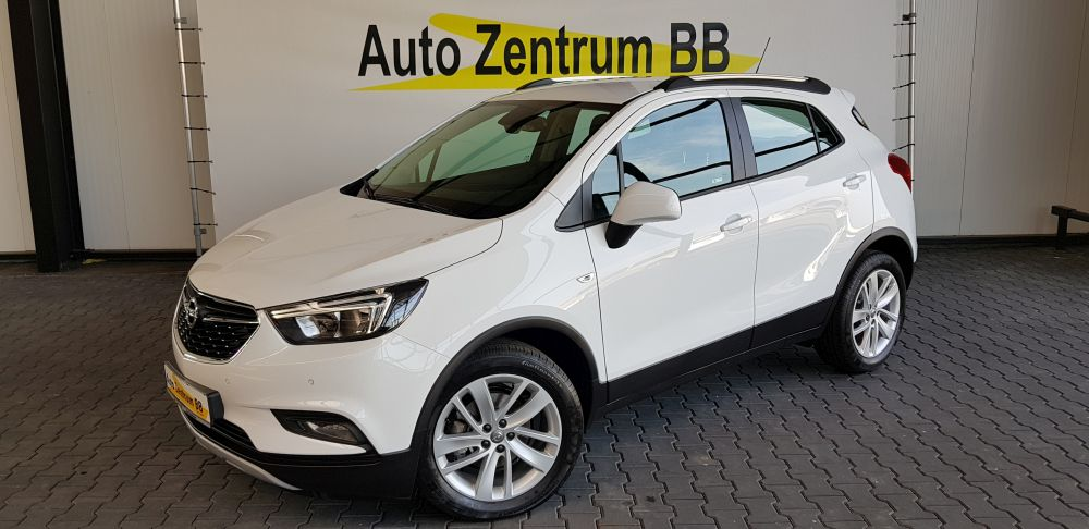 Opel Mokka X Edition Navi Onstar 18″Alu CarPlay