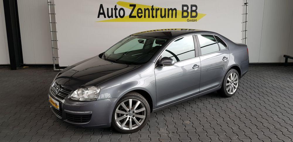 Volkswagen Jetta V Comfortline 2-Zonen-Klima 17″ Alu Tempom