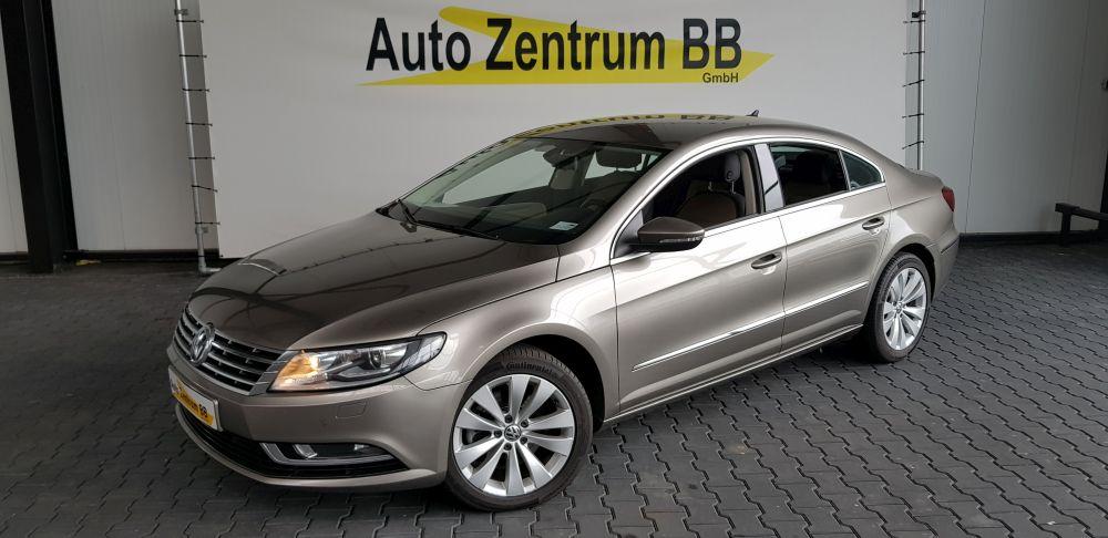 Volkswagen CC 2.0 TDI BMT 17″Alu Navi Bi-Xenon LED El.Sitze