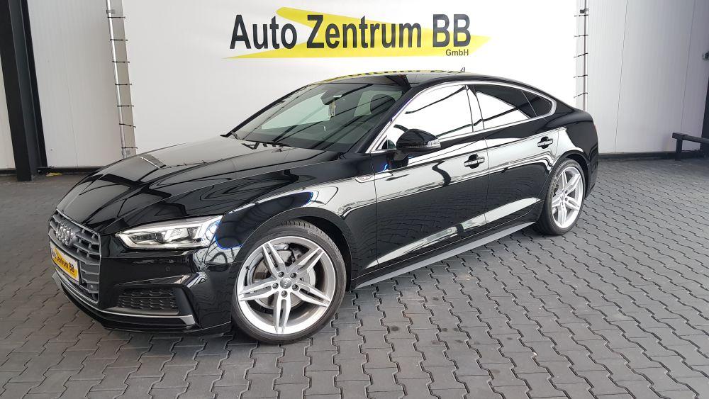 Audi A5 Sportback 2.0 TDI S-Line VitualCockpit 19″