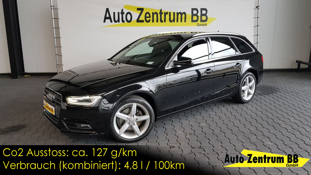 Audi A4 2.0 TDI Avant Ambiente Leder Xenon Navi 18″