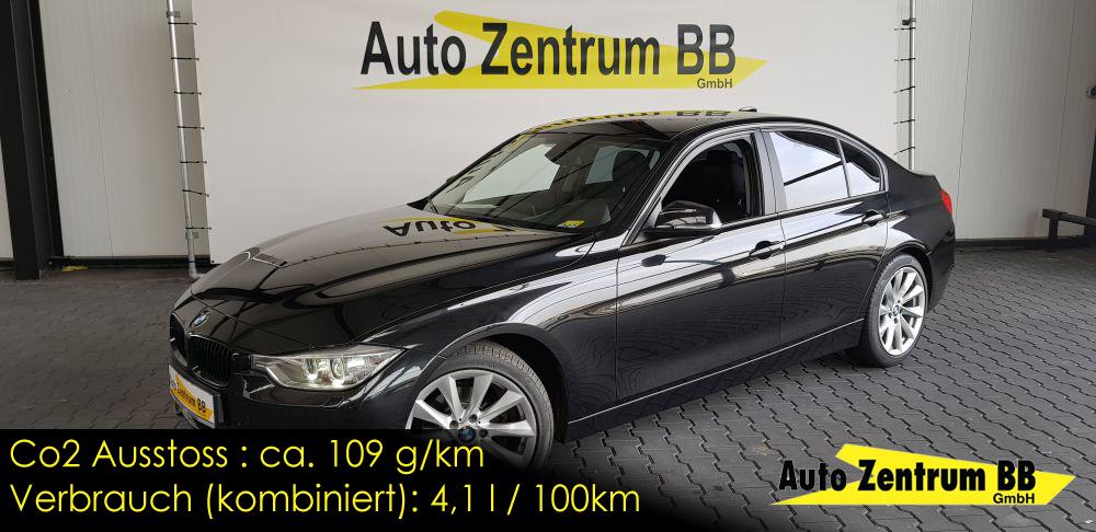 BMW 320d Prof.Navi Bi-Xenon 18″ Alu Voll-Leder Autom