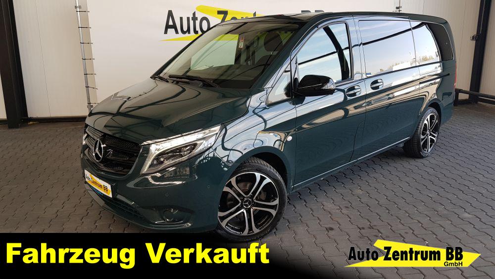 Mercedes-Benz Vito Tourer 116 CDI Select Lang Standheizung LED