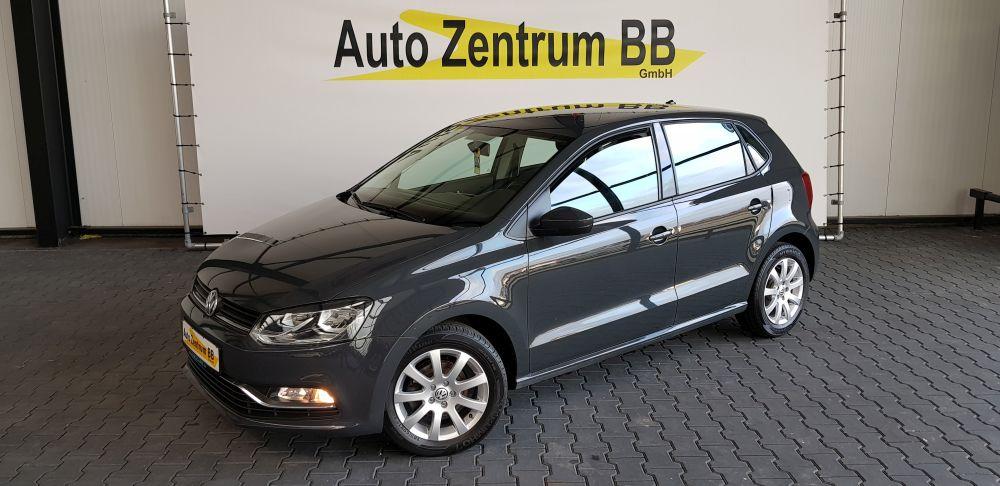 Volkswagen Polo 1.2 TSI Comfortline 15″ Alu Klima Bluetooth