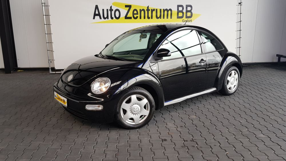 Volkswagen New Beetle 2.0 *TÜV NEU* 16″ Klima El.Spiegel