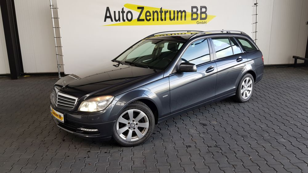 Mercedes-Benz C 220 T CDI BlueEfficiency Xenon Leder AHK PDC