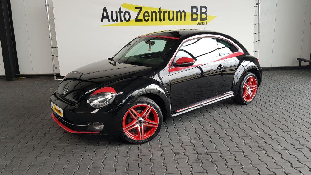 Volkswagen Beetle Design 1.2 TSI Bi-Xenon Sitzhzg KeylessGO