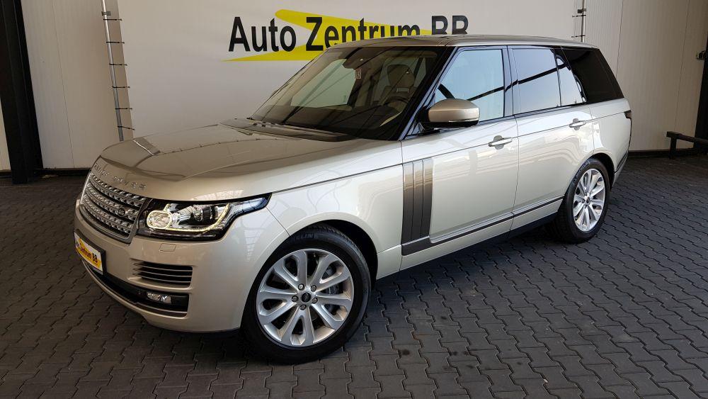 Land Rover Range Rover SDV8 Vogue Sitzklima Panoramadach