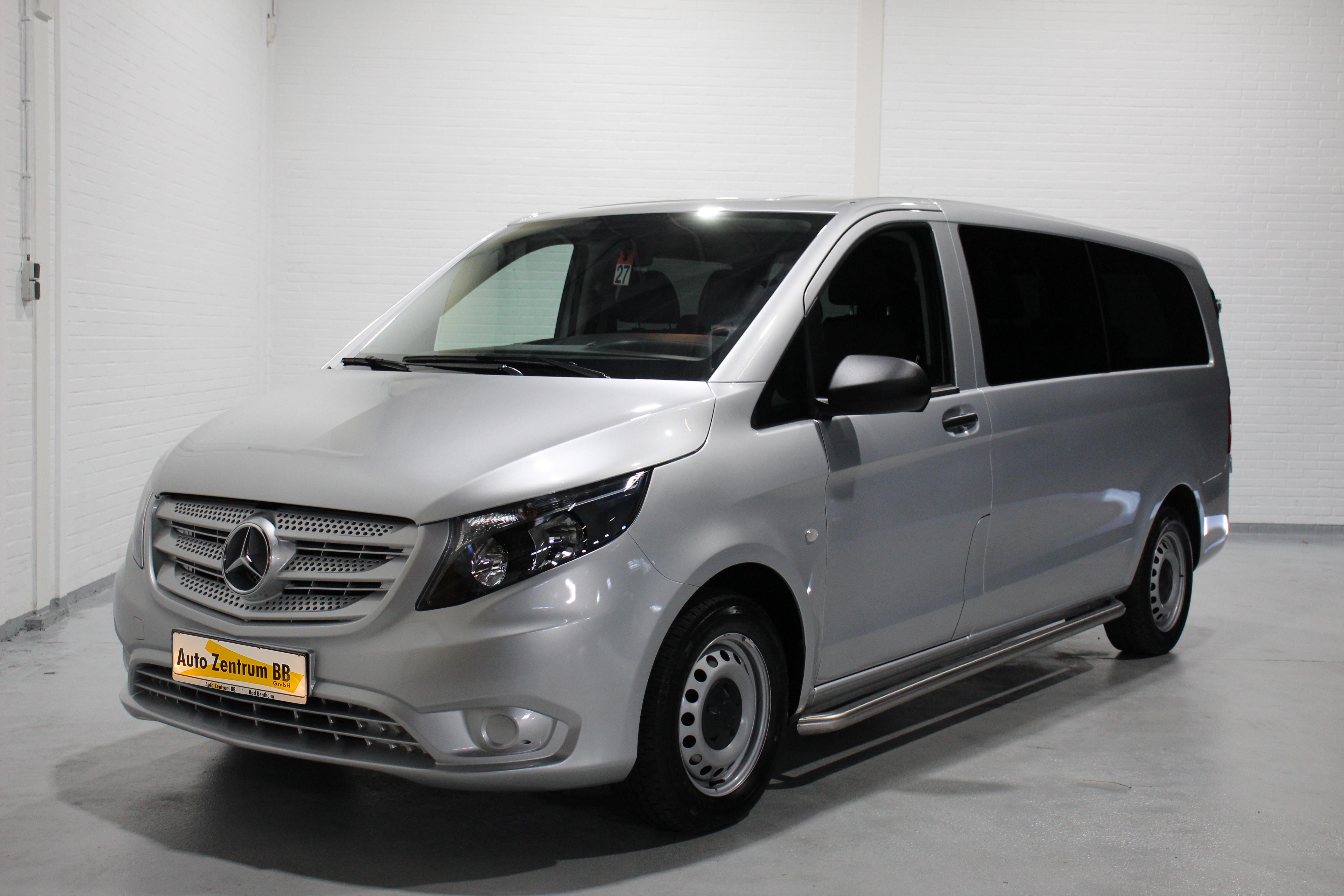 Mercedes-Benz Vito DoKa 114 CDI extralang Navi 4Season Leder