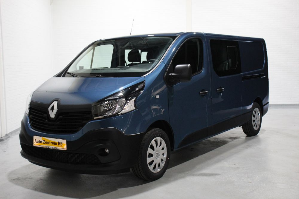 Renault Trafic L2H1 DoKa Komfort Navi Rückfahrkamera