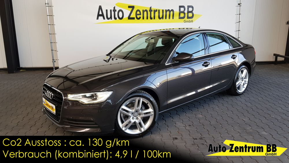 Audi A6 2.0 TDI Bi-Xenon 19″ Alu Alcantara PDC v/h