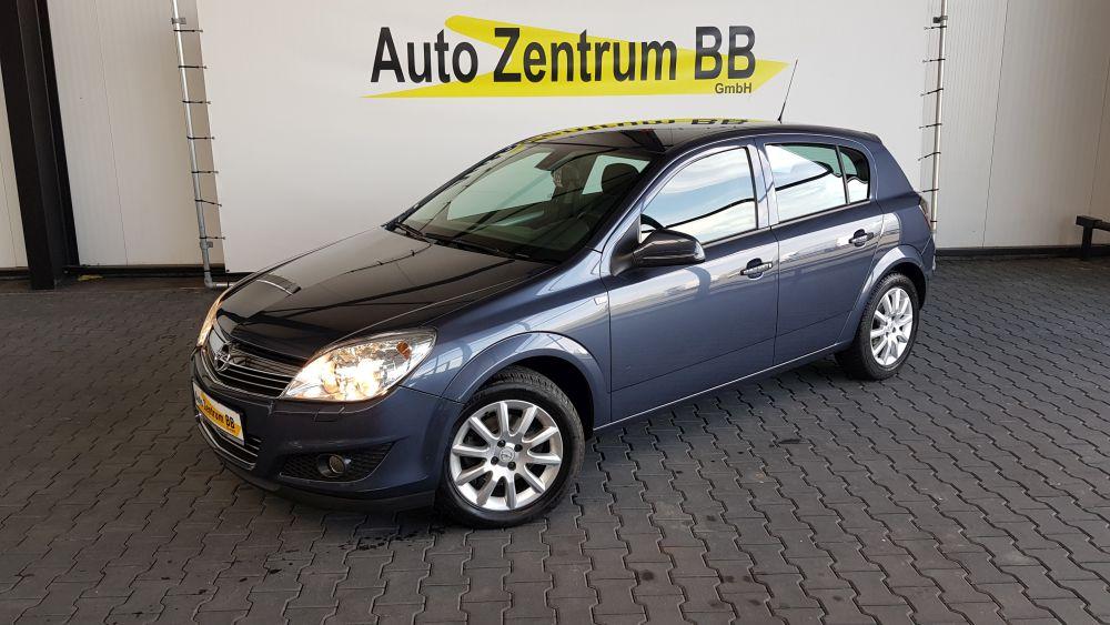 Opel Astra H 1.4 Edition AHK Lichtsensor Sitzheizung