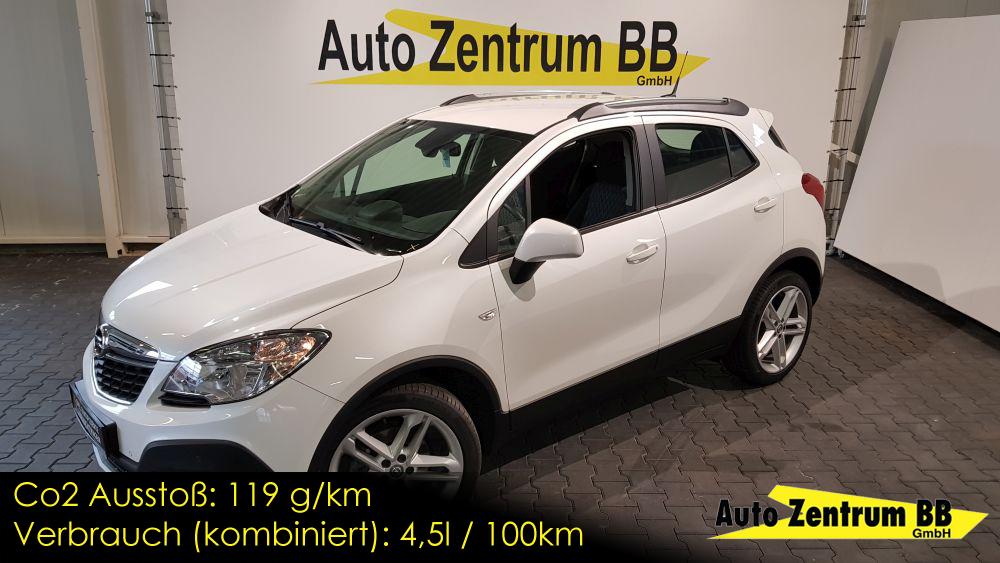 Opel Mokka Edition 1.7 CDTi ecoFlex Navi Tempomat PDC