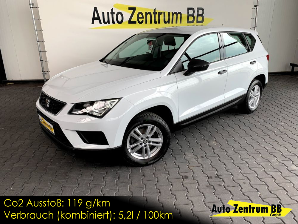 Seat Ateca 1.0 TSI Reference Sitzheizung FrontAssist