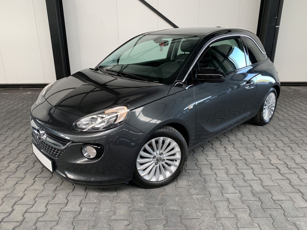 Opel Adam 1.4 Glam Panorama 16″ Alu Carplay Tempomat