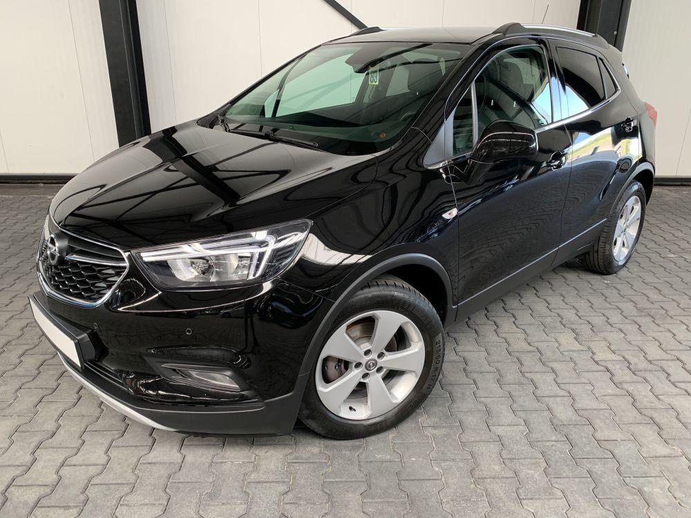 Opel Mokka X 1.4 Turbo Innovation Leder Rückf-Kamera