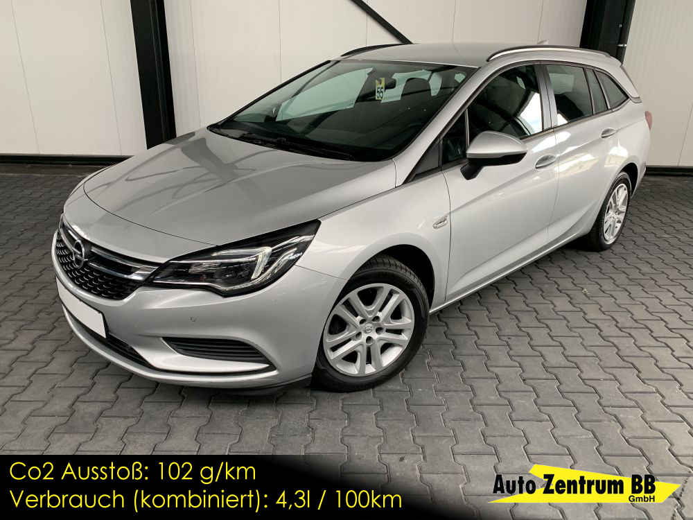 Opel Astra K 1.0 Sports Tourer Business Apple Carplay