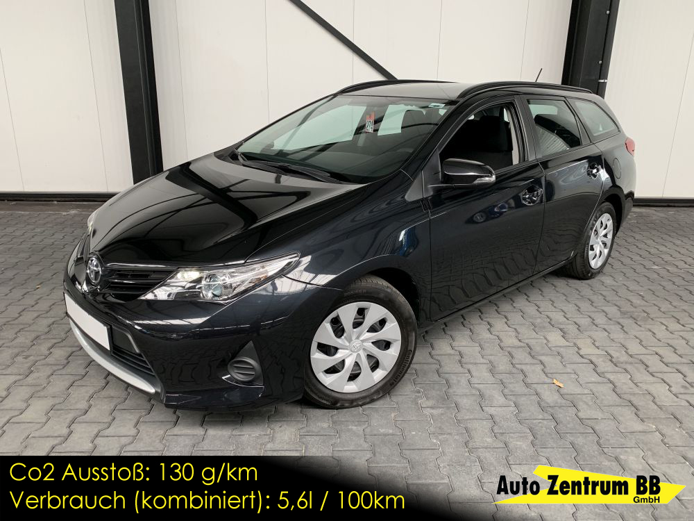 Toyota Auris Touring 1.33 DualVVT-i Sports Cool AUX/USB