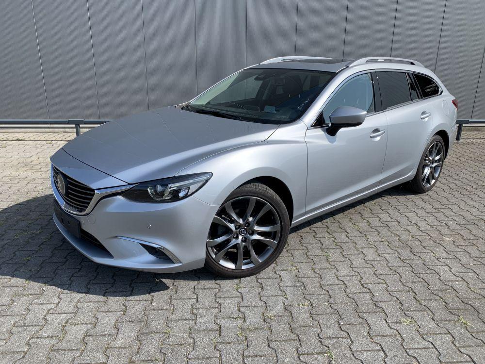 Mazda 6 2.2 AWD Kombi Nakama Intense Head-Up BOSE DAB